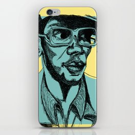 Mighty Mos Def iPhone Skin