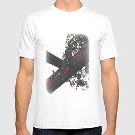 Wooden & Flowers T-shirt