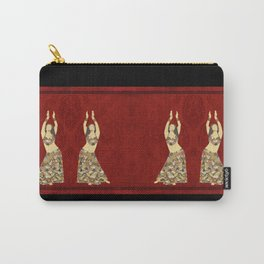 Belly dancer 3 Carry-All Pouch