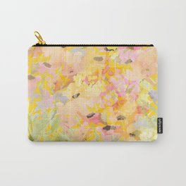 Buttercup Fields Forever Carry-All Pouch