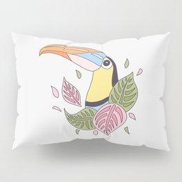 Tucan Pillow Sham