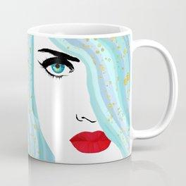 Francesca Has Mermaid Hair Coffee Mug