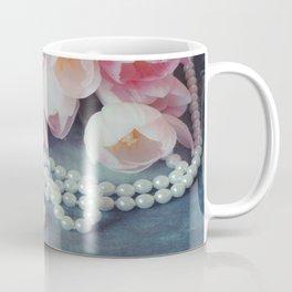 Tulips and Pearls Coffee Mug