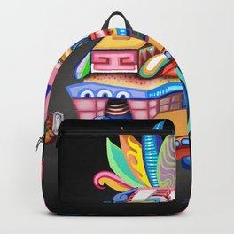 Quetzalcoatl, Creator Backpack
