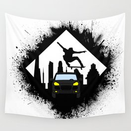 Sk8 Wall Tapestry