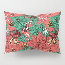 Christmas pattern Pillow Sham