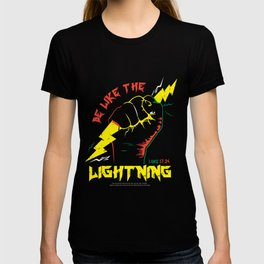 Be Like The LIGHTNING (Luke 17:24) crafted in color T-shirt