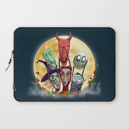 Trick or Treat - Lock, Shock, and Barrel  Laptop Sleeve