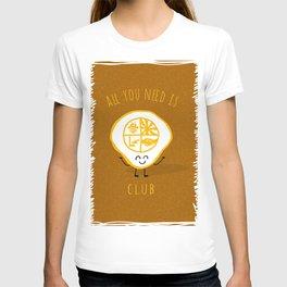 All u need is Adventure Club T-shirt