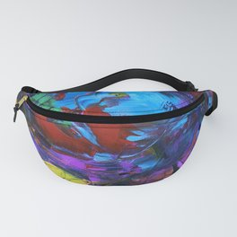 Carnival Atmosphere Fanny Pack