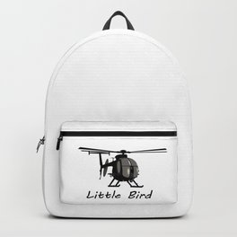 MH-6 Little Bird Helicopter Backpack