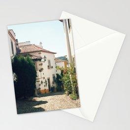 Obidos, Portugal (RR 179) Analog 6x6 odak Ektar 100 Stationery Cards