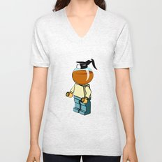 Leggo my coffee Unisex V-Neck