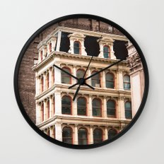 Golden Arches Wall Clock