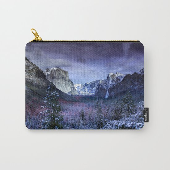 Landscape #photography #society6 #photography Carry-All Pouch