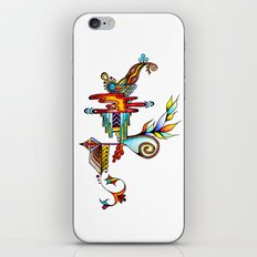Treehouse iPhone & iPod Skin
