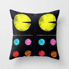 the classic games Throw Pillow