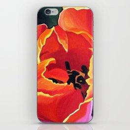 Princess Irene Tulips II iPhone Skin
