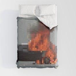 Ctrl + Z Wreck Comforters