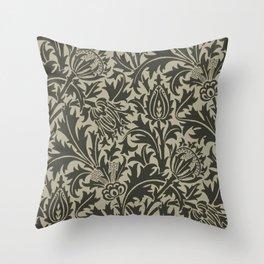 "William Morris ""Thistle"" 10. Throw Pillow"