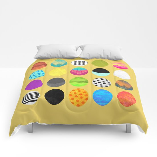 Easter eggs Comforters