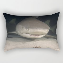 Something Under The Bed Rectangular Pillow
