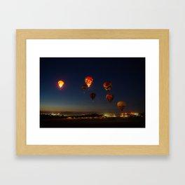 Dawn Patrol Framed Art Print