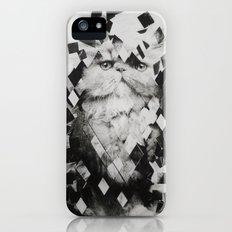Cat iPhone (5, 5s) Slim Case