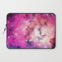 Pink Space Laptop Sleeve