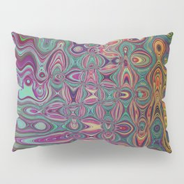 Released Blues Pillow Sham