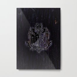 Monster Hunter World Metal Print