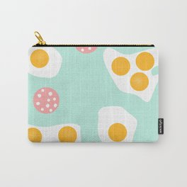 #Abstract #pattern #eggs Carry-All Pouch