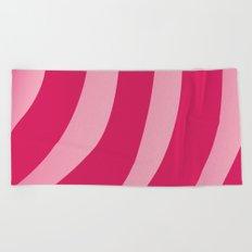 Tuna Sashimi Beach Towel