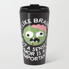 Of Corpse Metal Travel Mug