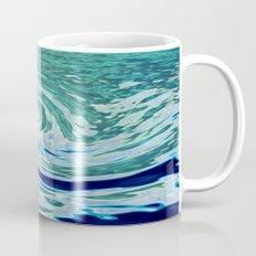 OCEAN ABSTRACT 2 Mug