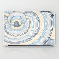 portal iPad Cases featuring Portal by Shiny Jill