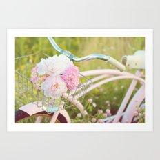 Enchanted Journey Art Print