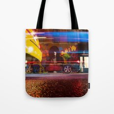 Rust Never Sleeps Tote Bag