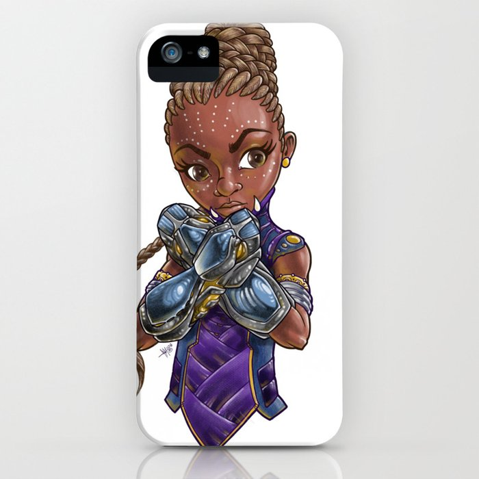 Princess of STEAM iPhone Case