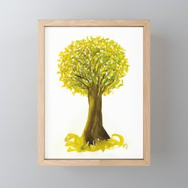 The Fortune Tree #5 Framed Mini Art Print