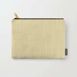 french vanilla Carry-All Pouch