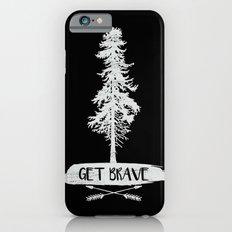 Get Brave (inverted) iPhone 6s Slim Case