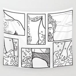 Gaze Wall Tapestry