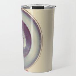 Blue Flash Travel Mug