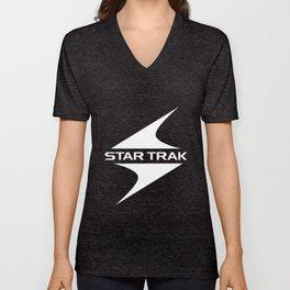Star Trak Vintage Tour Hip Hop N.e.r.d. Teriyaki Boyz Snoop Dogg Reprint Nerd T-Shirts Unisex V-Neck