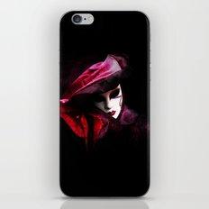 Mask 3 iPhone & iPod Skin