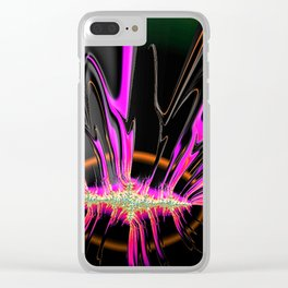 The Broken Dream Clear iPhone Case