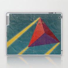 tetrahedra of space Laptop & iPad Skin