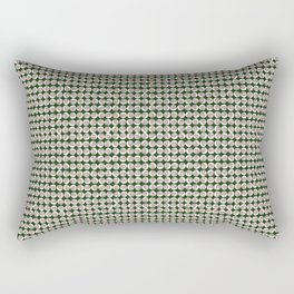 baseball pattern design Rectangular Pillow