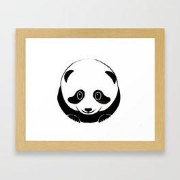 panda shen Framed Art Print